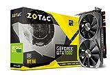 ZOTAC GeForce GTX 1060 6GB GDDR5X Grafikkarte (NVIDIA GeForce GTX 1060, 6GB GDDR5X, 192bit,...
