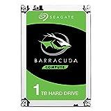 Seagate ST1000DM010 Barracuda 1 TB interne Desktop Festplatte (8,89 cm (3,5 Zoll) 64 MB Cache, Sata...
