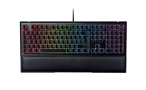 Razer Ornata V2 - Mecha-Membrane Gaming Keyboard - German Layout