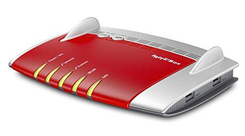 AVM FRITZ!Box 7490 WLAN AC + N Router (VDSL/ADSL, 1.300 Mbit/s (5 GHz), 450 Mbit/s (2,4 GHz), WLAN...