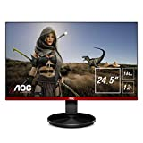 AOC Gaming G2590FX - 25 Zoll FHD Monitor, 144 Hz, 1ms, FreeSync Premium (1920x1080, HDMI,...