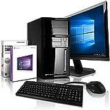 Komplett PC Intel i5 Allround/Multimedia Computer mit 3 Jahren Garantie! | Intel Core i5® 4430 Quad...