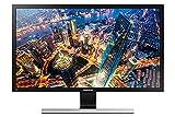 Samsung U28E590D Monitor (HDMI, 28 Zoll, 71,12cm, 1ms Reaktionszeit, 60Hz Aktualisierungsrate, 3840...
