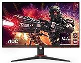 AOC Gaming 27G2AE - 27 Zoll FHD Monitor, 144 Hz, 1ms, FreeSync Premium (1920x1080, HDMI,...