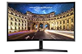 Samsung C27F398F 68,58 cm (27 Zoll) Curved Monitor (HDMI, Display Port, 4ms, 1920 x 1080 Pixel)...