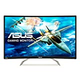 ASUS VA326HR 80,01 cm (31,5 Zoll) Monitor (VGA, HDMI, Full HD, GamePlus-Technologie, 144Hz,1.800R...