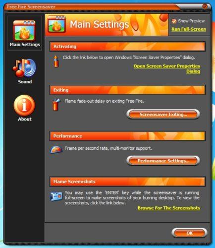 Bildschirmschoner Free Fire Einstlelungen