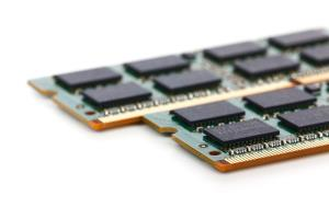 Arbeitsspeicher RAM für Computer