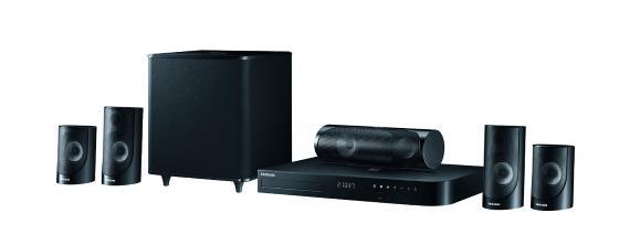 Samsung HT-J5500 5.1 Lautsprecher-System