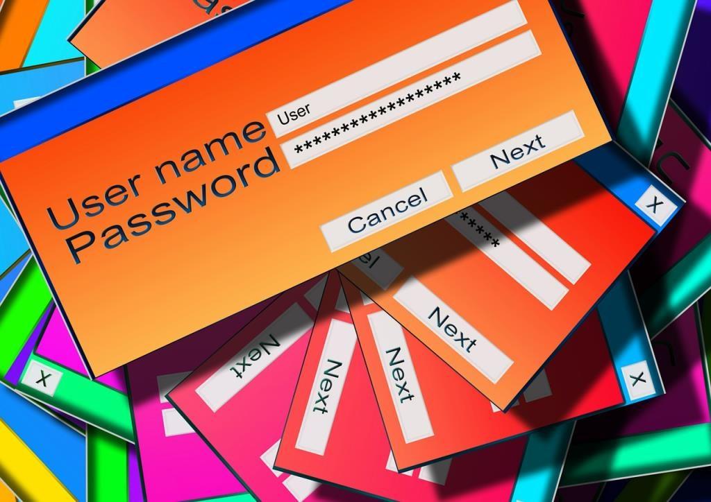 ein sicheres Passwort verwenden