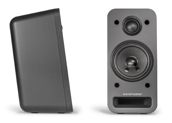 Wavemaster MX3+ Subwoofer System 2.1 vorgestellt
