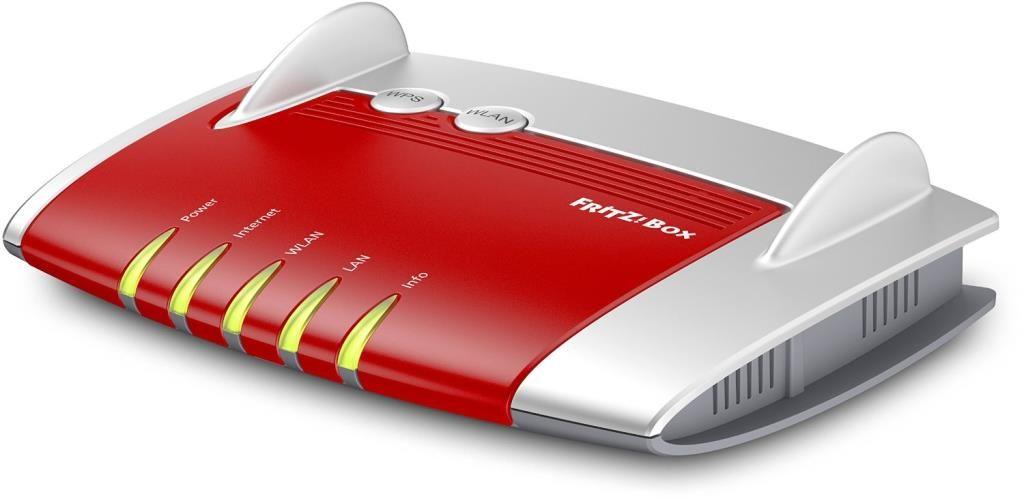 Der AVM FRITZ!Box 4020 WLAN-Router vorgestellt