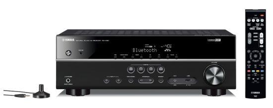 Yamaha RX-V381 AV-Receiver mit Bluetooth im Überblick