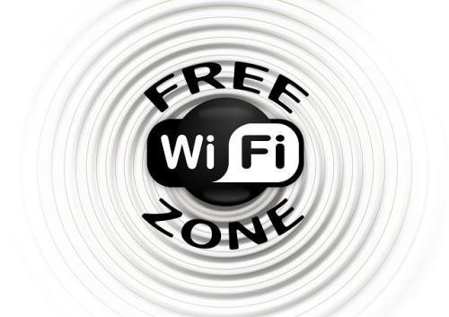 Logo Free WiFi Zone
