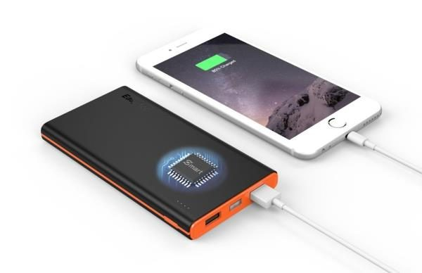 EasyAcc Smart 10000 mAh Powerbank kurz vorgestellt