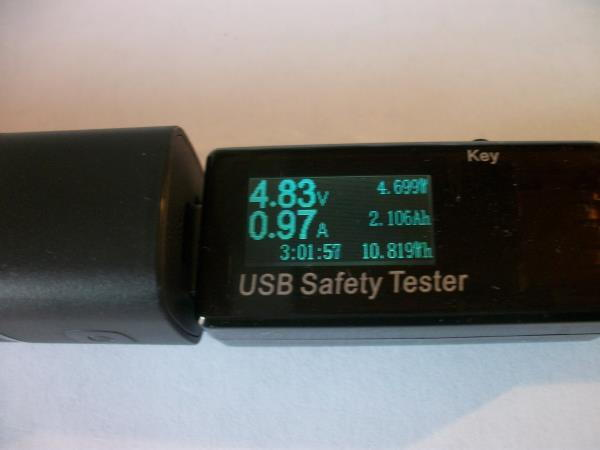Powerbank-Test: Intenso Powerbank P2600 mit 2600 mAh