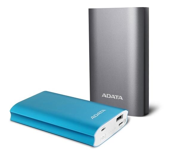 ADATA High Speed Power Bank A10050QC ermöglicht Schnellaufladung