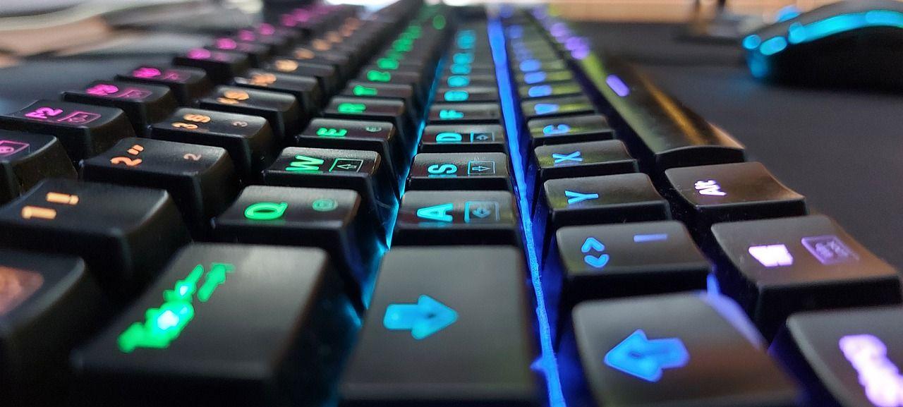 Beleuchtete Gaming Tastaturen