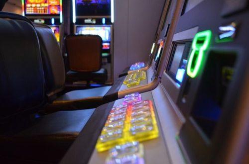 moderne Spielautomaten