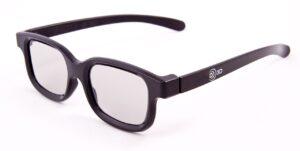 3D Brille um Filme in 3D anschauen zu können