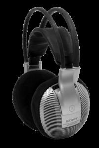 offene Kopfhörer