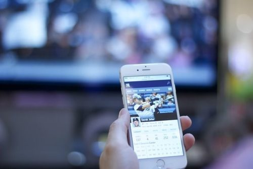 Fernsehen über das Internet