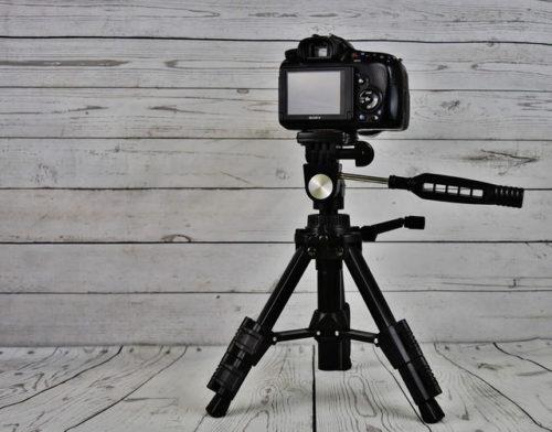 Spiegelreflexkamera als Videokamera nutzen