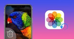 iPhone gelöschte Fotos wiederherstellen
