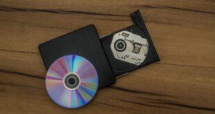 CD-Brenner und CD