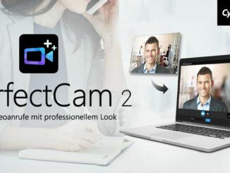 PerfectCam 2 von CyberLink angekündigt