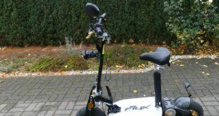 Elektroroller mit Straßenzulassung Test