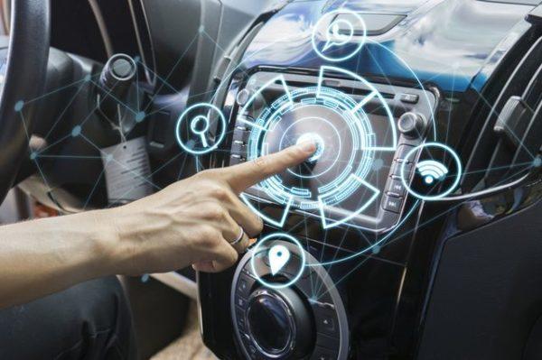 Das Auto wird immer digitaler