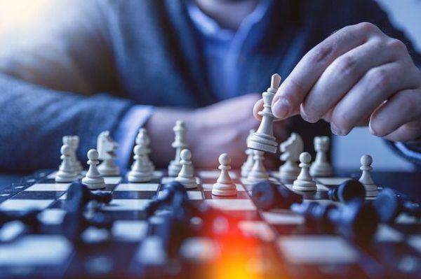 Schach gegen den Computer hat seit Jahrzehnte Tradition