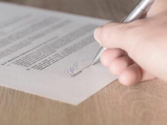 Wann ist eine elektronische Unterschrift rechtssicher
