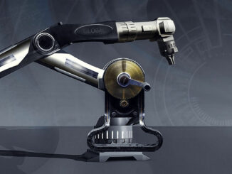 kollaborierender Industrieroboter