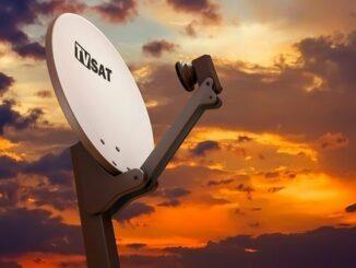 SAT-Receiver für Satelliten-TV