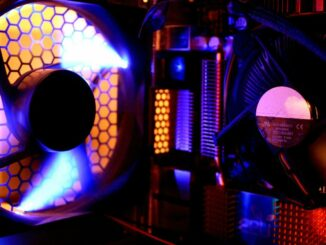 Gehäuselüfter für bessere PC-Kühlung