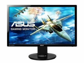 Asus 144 Hz Monitor VG248QE 61 cm 24 Zoll