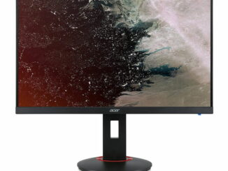 Acer XF0 144 Hz Monitor