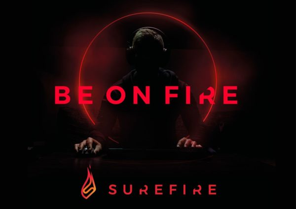 SureFire, die neue Gaming-Marke der Verbatim GmbH