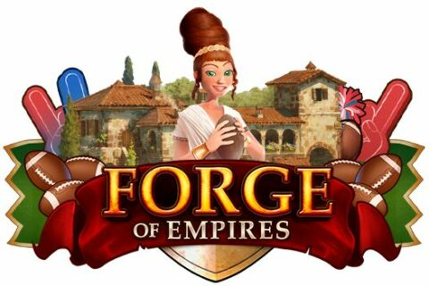 Forge of Empires: Forge Bowl Logo
