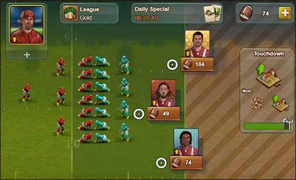 Forge of Empires: Forge Bowl Screenshot