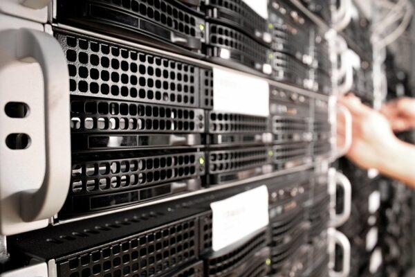 Sicherheit der Server in der Cloud